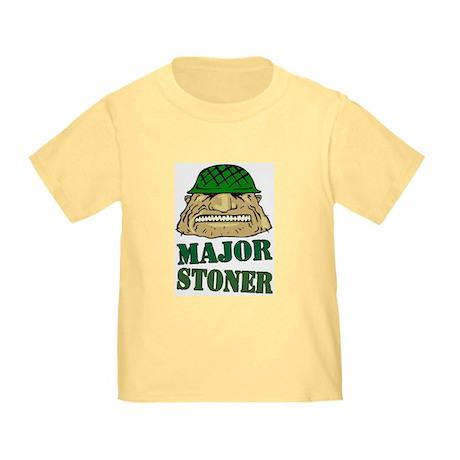 Major Stoner Toddler T-Shirt