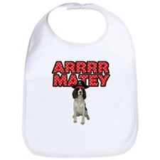 Pirate Springer Spaniel Bib