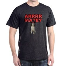 Pirate Springer Spaniel T-Shirt