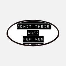 Few Women Admit Their Age Patches