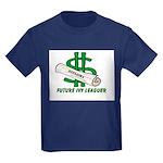 Future Ivy Leaguer Kids Dark T-Shirt