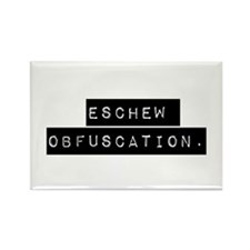 Eschew Obfuscation Magnets
