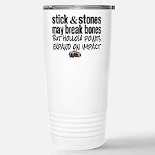 Sticks & Stones - Holl Travel Mug