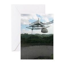Arecibo Observatory Greeting Cards (Pk of 10)