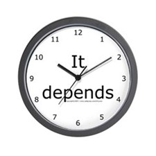 Fmla Wall Clock