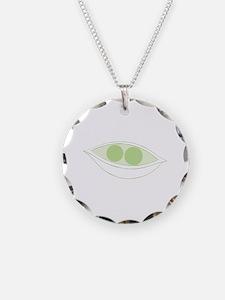 Peas Necklace