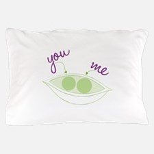 You And Me Pillow Case
