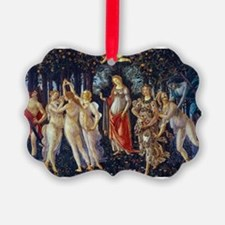 Botticelli: La Primavera Ornament