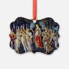 Botticelli: La Primavera Ornament