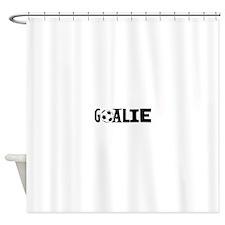 Goalie Shower Curtain