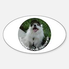 American Eskimo Dog Decal
