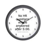 Human resources Basic Clocks