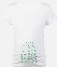 Pregnancy Countdown Shirt