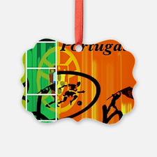 Funny Ronaldo Ornament