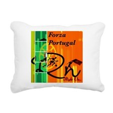 Funny Cristiano ronaldo Rectangular Canvas Pillow