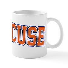 Syracuse - Jersey Mugs