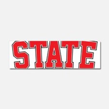 State - Jersey Car Magnet 10 x 3