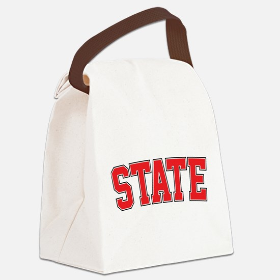 State - Jersey Canvas Lunch Bag
