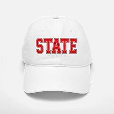State - Jersey Baseball Baseball Baseball Cap