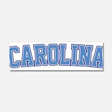 North Carolina - Jersey Car Magnet 10 x 3