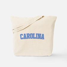 North Carolina - Jersey Tote Bag