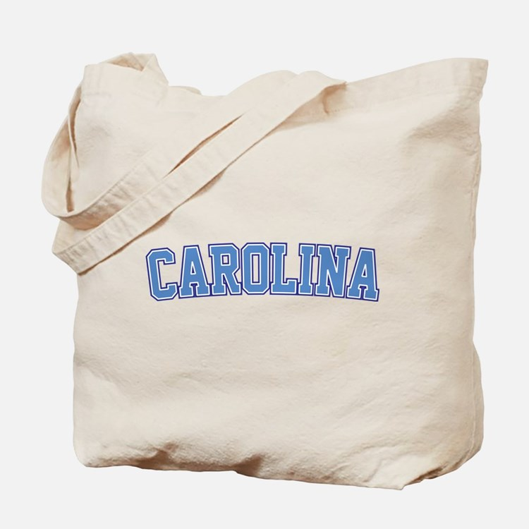 North Carolina - Jersey Tote Bag