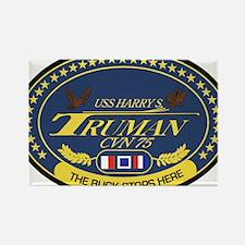 USS Harry S. Truman CVN-75 Magnets