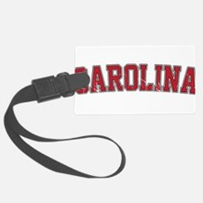 Carolina Jersey VINTAGE Luggage Tag