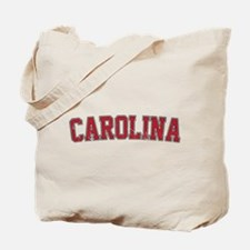 Carolina Jersey VINTAGE Tote Bag