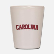 Carolina Jersey VINTAGE Shot Glass