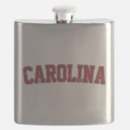 Carolina Jersey VINTAGE Flask