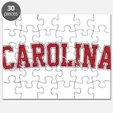 Carolina Jersey VINTAGE Puzzle