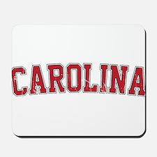 Carolina Jersey VINTAGE Mousepad
