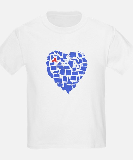 New York Heart T-Shirt