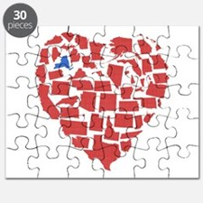 New York Heart Puzzle