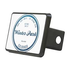 Winter Park Ski Resort Hitch Cover