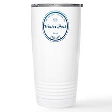 Winter Park Ski Resort Travel Mug