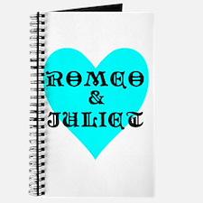 Cute I love romeo Journal