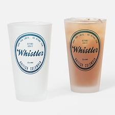 Whistler Ski Resort British Columbia Drinking Glas