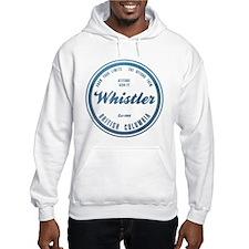 Whistler Ski Resort British Columbia Hoodie