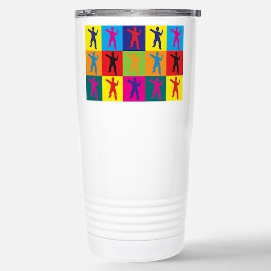 Tai Chi Pop Art Mugs