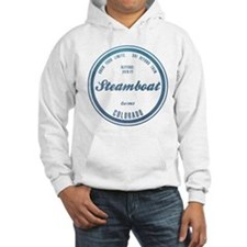 Steamboat Ski Resort Colorado Hoodie