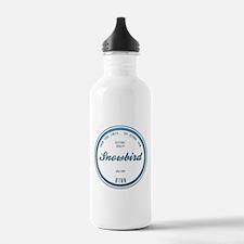 Snowbird Ski Resort Utah Water Bottle