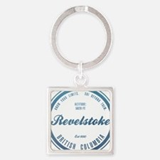 Revelstoke Ski Resort British Columbia Keychains
