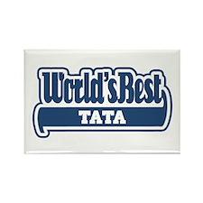 WB Dad [Lingala] Rectangle Magnet
