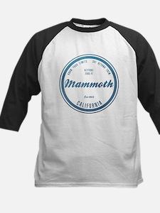 Mammoth Ski Resort California Baseball Jersey