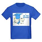 I Am The Future Kids Dark T-Shirt