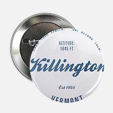 "Killington Ski Resort Vermont 2.25"" Button"