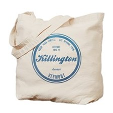 Killington Ski Resort Vermont Tote Bag