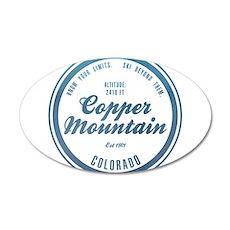 Copper Mountain Ski Resort Colorado Wall Decal